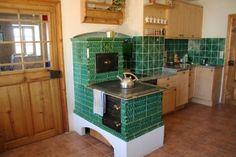kachelherd angermayer (masonry stove/oven)
