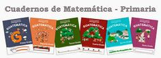 RUTAS DEL APRENDIZAJE: Cuadernos de Matemática - Primaria