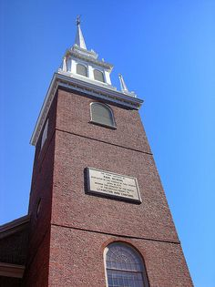 Old North Church Photograph  - Old North Church Fine Art Print