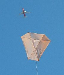 how to make a plastic kite