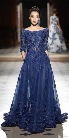 Tony Ward Fall/Winter 2015-2016 Couture Collection   Wedding Inspirasi