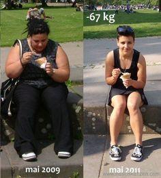 -67kg!!