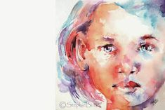 A blog sharing the art of Stephie Butler. Including Watercolour, oil and pastel,sketching, charcoal and ink paintings.