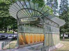 Modernismo y Art Nouveau
