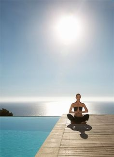 A fit and healthy mind....let the stress melt away!