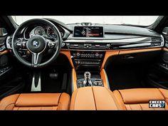 New Car 2017: NEW BMW X6M POWER INTERIOR 2017