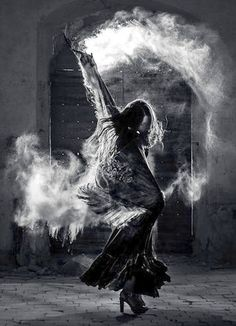 Notes: Dance shoot with dust, veils, or similar.