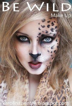 Karolina Zientek Makeup Blog: Charakteryzacja