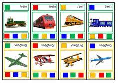 kwartet vervoer Learn Dutch, Pre School, Transportation, Teacher, Learning, Games, Kids, Google, Activities