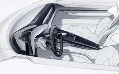 Felix Godard for Porsche