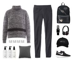 """""""tag #23   3 months ago"""" by ffashioninspire ❤ liked on Polyvore featuring Rochas, NIKE, Athleta, Ralph Lauren, Balmain, Maison Margiela, Casetify, Beats by Dr. Dre, October's Very Own and Amen."""