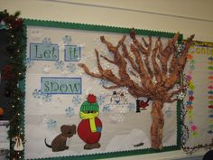 Stamm Library Bulletin Boards