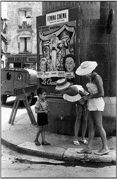 Arles, France, 1959. by Henri Cartier-Bresson