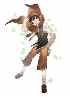 Anime boy Beard j beardmore Stray Dogs Anime, Bongou Stray Dogs, Manado, Manga Anime, Anime Art, Edogawa Ranpo, Abstract Geometric Art, Anime Shows, Training Your Dog