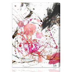 Found it at Wayfair - Artana Dawn of Times by Lola Sanchez Herrero Graphic Art on Wrapped Canvas Abstract Canvas Art, Canvas Art Prints, Canvas Wall Art, Fine Art Prints, Painting Frames, Painting Prints, Paintings, Contemporary Wall Art, Modern Art