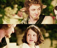 Disney NA - Narnia: Lucy Pevensie and Mr. Tumnus