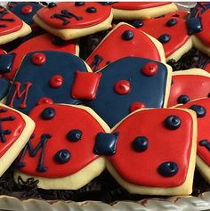 Ole Miss Cookies Grove Tailgating