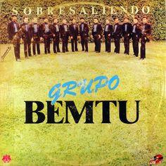 Grupo Bemtu - Sobresaliendo (Codiscos, 1988)