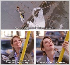 When she was unstoppable. | 23 Liz Lemon Quotes Guaranteed To Make You Laugh Every Time