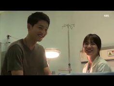MV 태양의 후예 심쿵8 지니여니 시강커플(송중기,송혜교) 꽁냥꽁냥 - YouTube