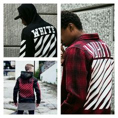 Too trends in #menswear #streetwear BOLD GRAPHICS, FLANNEL @OFFWHITE c/o #VirgilAbloh 2015 Fall/Winter Editorial by A Ma Maniére  #mensblog#mensaccessories #streetweartrends #streetwearculture #streetluxe #dandy #bespoke #mensfashiontrends #dandystyle #dapper #mensfashionnetwork #mensfashiontrends #gq #complex #hypebeast #urban #cyclists #mensstyle #hiphopclothing #mensouterweartrends #fashionnews #mensshirts #skateboardfashion #offwhite #mensfashionpost