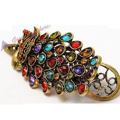 $0.67 (Buy here: https://alitems.com/g/1e8d114494ebda23ff8b16525dc3e8/?i=5&ulp=https%3A%2F%2Fwww.aliexpress.com%2Fitem%2FNew-Retro-Ladies-Vintage-Colorful-Rhinestone-Peacock-Barrette-Hairpin-Hair-Clip-Jewelry-Hair-Accessories%2F32752521951.html ) New Retro Ladies Vintage Colorful Rhinestone Peacock Barrette Hairpin Hair Clip Jewelry Hair Accessories for just $0.67