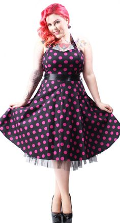 Best For Last Dress - Dresses - Womens   Blame Betty would love to see how this looks with pink pumps