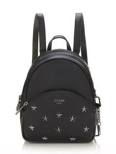 Cute Mini Backpacks, Trendy Backpacks, Girl Backpacks, Guess Backpack, Backpack Purse, Guess Purses, Guess Bags, Monkey Bag, Mochila Jansport