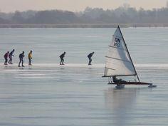 Schaatsen op het Zuidlaardermeer mogelijk