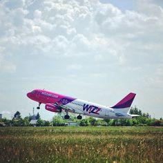 #Airport #Gdansk #AirportGdansk #Airplane #Plane #WizzAir