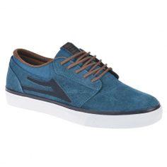 Lakai Griffin ink blue suede chaussures de skate 65,00 € #lakai #skateshoes #shoes #chaussures #shoe #chaussure #skate #skateboard #skateboarding #streetshop #skateshop @April Gerald Skateshop