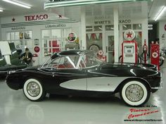 '57 Fuelie - Oh, to own one of THESE!!!  Closest I've come is a model my wife game me.