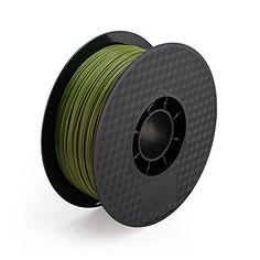 Black 1.75mm Efficient Amazonbasics Premium Pla 3d Printer Filament 1 Kg Spool Special Summer Sale