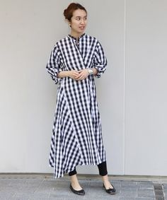 FRAMeWORK(フレームワーク)の「アシンメトリヘムシャツワンピース2◆(ワンピース)」 - WEAR Japan Fashion, Dress Skirt, Normcore, One Piece, Summer Dresses, My Style, Japan Style, Skirts, How To Wear
