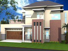Desain Rumah Minimalis Kontemporer Sedehana Gambar 3323 Home