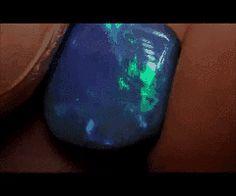 Lightning Ridge Black Opal