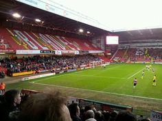 South Stand @ Bramall Lane (Sheffield United)
