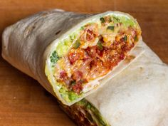 How to Build a Better Breakfast Burrito, Your Way