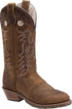 Double H Boot - Womens - 12 Inch UltraGel ICETM Buckaroo Double H Boot. $191.83. leather. Leather Western Boots