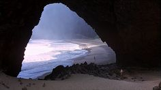 Honopu Arch, Hawaii