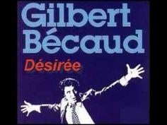 ▶ Gilbert Bécaud - Désirée - YouTube