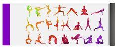 Yoga, mat, asanas,poses,exercises, exercise,gym,sport,yoga mat, surface,asana, flexibility, healthy,health,fitness,