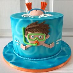 great, cool and beautiful birthday cakes - cooking & kitchen - . - great, cool and beautiful birthday cakes – cooking & kitchen – … – Cake – - Beautiful Birthday Cakes, Beautiful Cakes, Amazing Cakes, Stunningly Beautiful, Elegante Desserts, Dessert Party, Novelty Cakes, Savoury Cake, Crazy Cakes