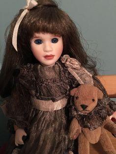 "7"" Wendy Lawton - 2001 Connoisseur Collection Amy Lauren Shadow Box Set *RARE* #WendyLawton"