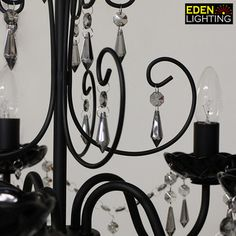 Antique Chandeliers | Eden Lighting