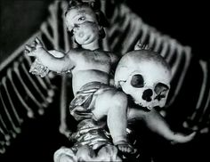 "Angels and Demons commingle in Jan Svankmajer's ""The Ossuary"""