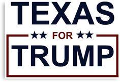 Texas for Trump