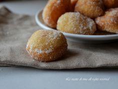 Frittelle alla panna dolci di carnevale veloci e gustosi