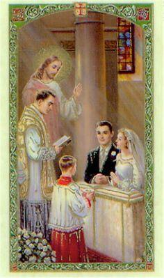 A Marriage Prayer Holy Card Strong Love Grew Between Us Catholic Kids, Catholic Prayers, Catholic School, Roman Catholic, Marriage Prayer, Love And Marriage, Catholic Wedding, Church Weddings, Catholic Sacraments