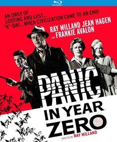 Panic in the Year Zero - Blu-Ray (Kino Classics Region A) Release Date: April 19, 2016 (Amazon U.S.)